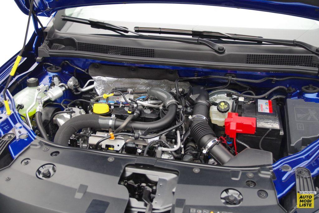 Dacia Sandero 2020 moteur LNA FM