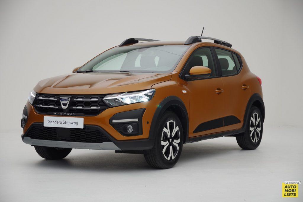 Dacia Sandero Stepway 2020 LNA FM 45