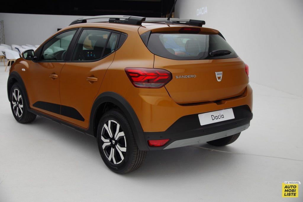 Dacia Sandero Stepway 2020 LNA FM 47