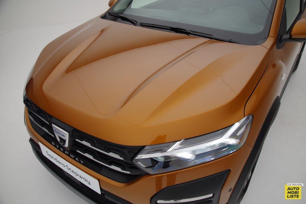 Dacia Sandero Stepway 2020 LNA FM 50