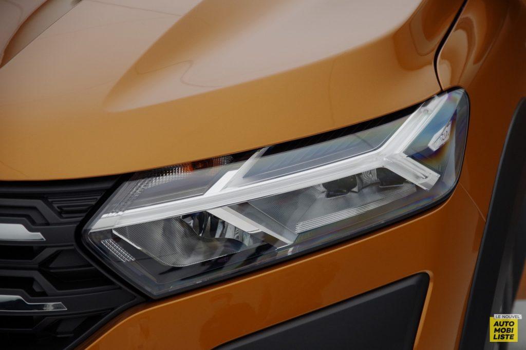Dacia Sandero Stepway 2020 LNA FM 78