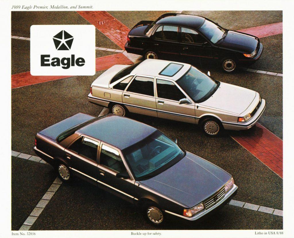 Eagle Lineup
