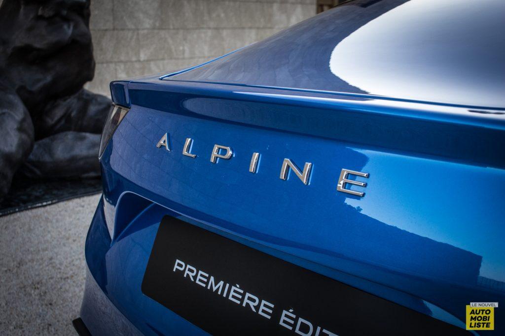 Essai Alpine A110 LeNouvelAutomobiliste 78