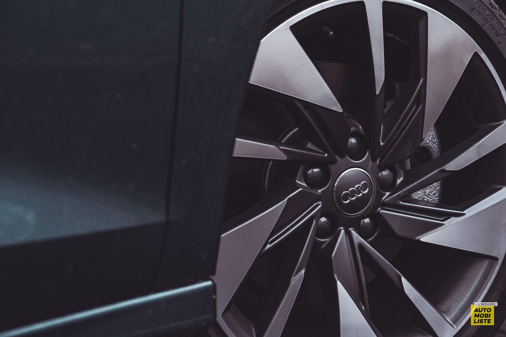 Essai Audi A3 2021 Sportback 35TDI Jante 19 pouces