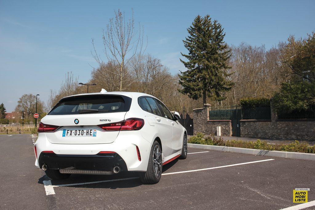 Essai BMW 128ti 118