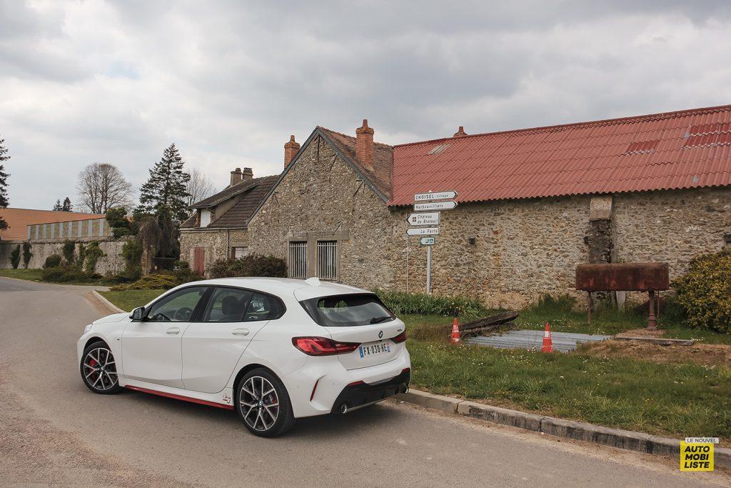 Essai BMW 128ti 124