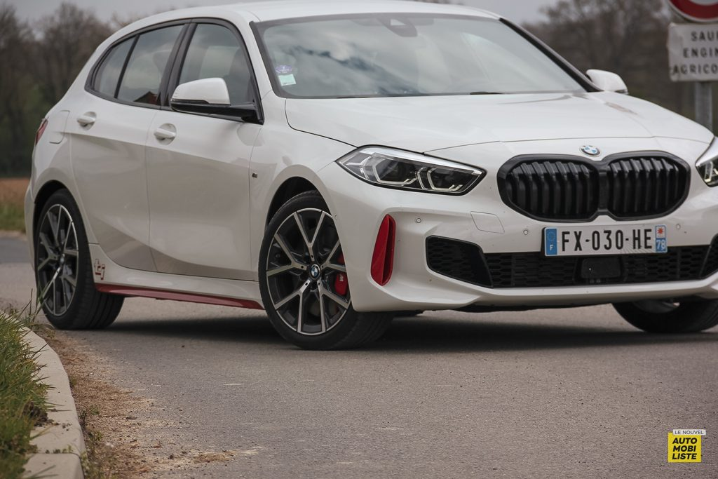 Essai BMW 128ti 127