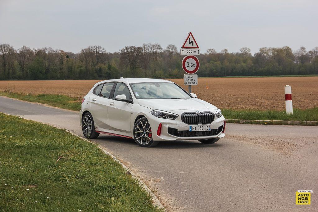 Essai BMW 128ti 128