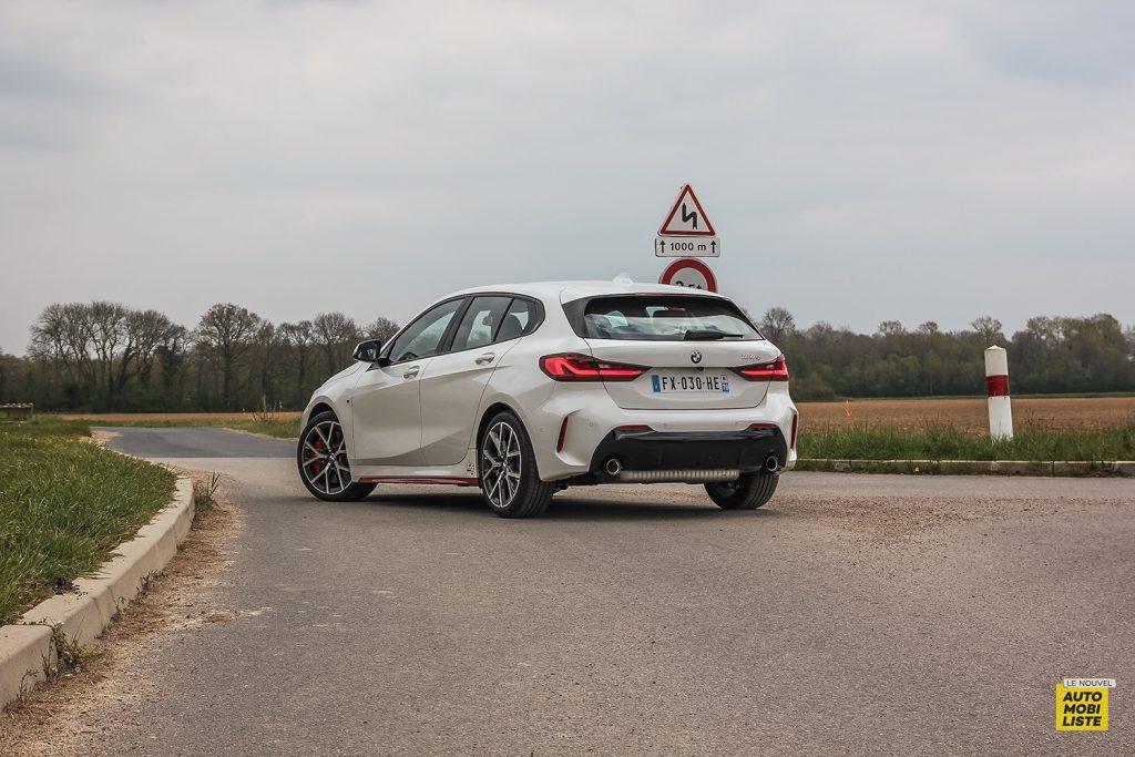 Essai BMW 128ti 133