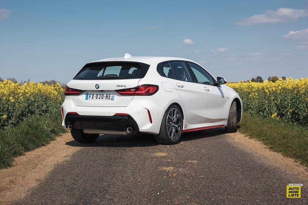Essai BMW 128ti 45