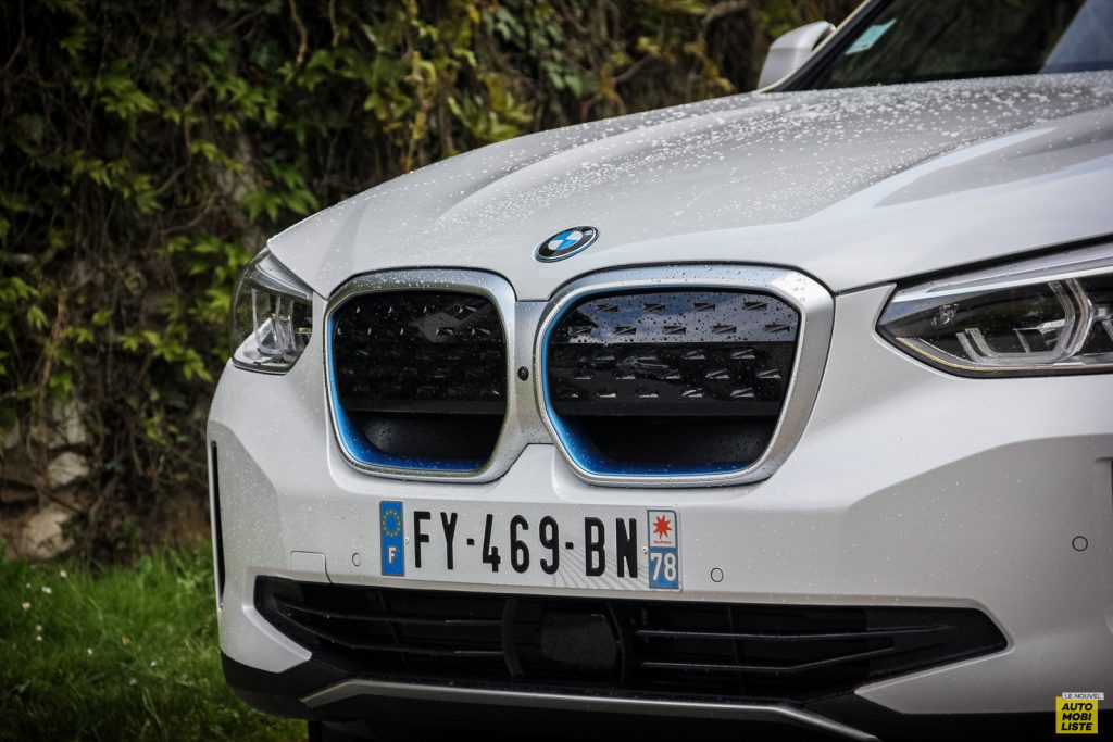 Essai BMW iX3