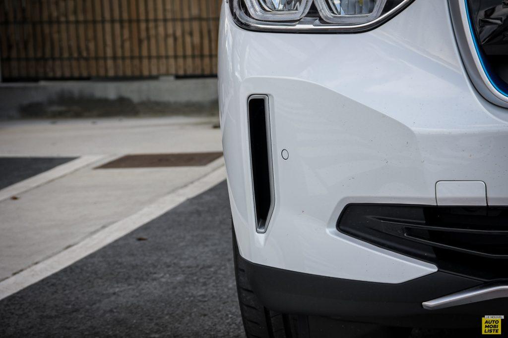 Essai BMW iX3 10