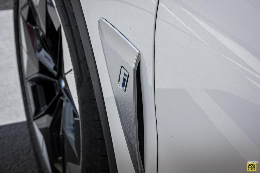 Essai BMW iX3 16