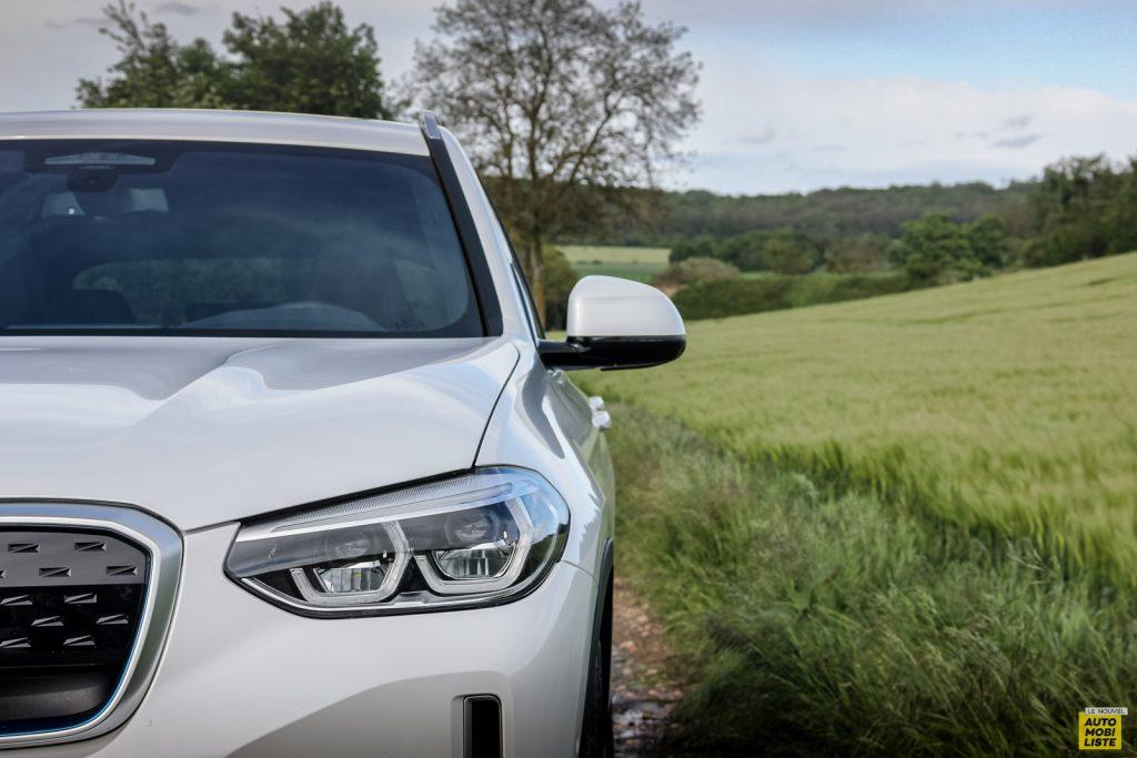 Essai BMW iX3 38