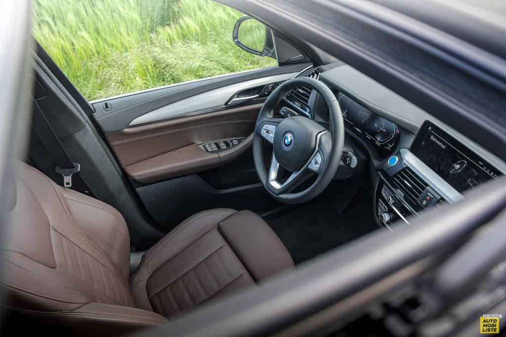 Essai BMW iX3 57