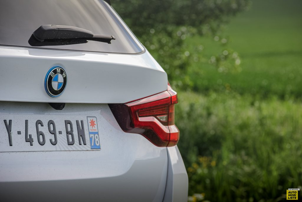 Essai BMW iX3 69