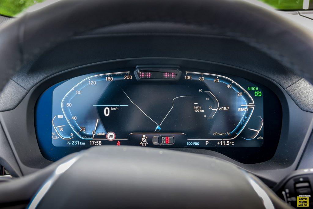Essai BMW iX3 73