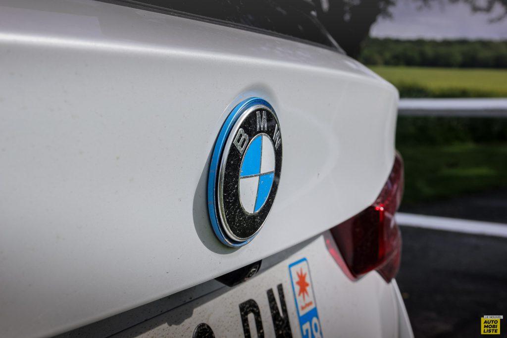 Essai BMW iX3 82