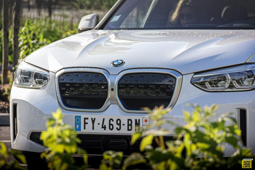 Essai BMW iX3 85
