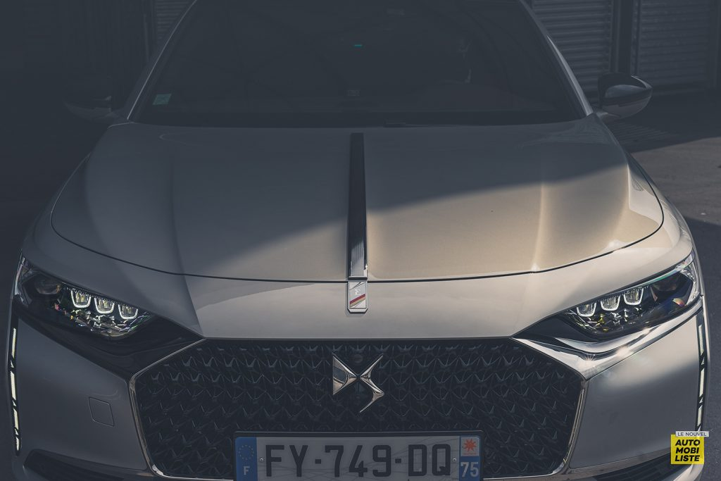 Essai DS9 E Tense THP 225 Hybride Crytal Pearl Finition Rivoli Opera Face avant 4