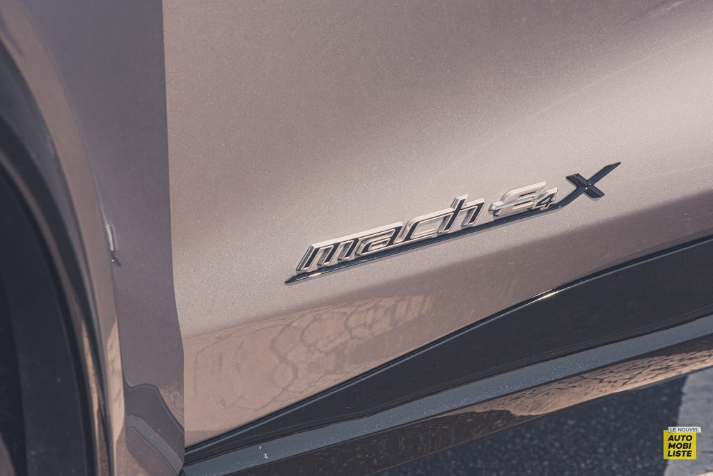 Essai Ford Mustang Mach E LNA 21