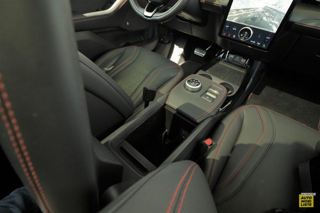 Essai Ford Mustang Mach E LNA 66
