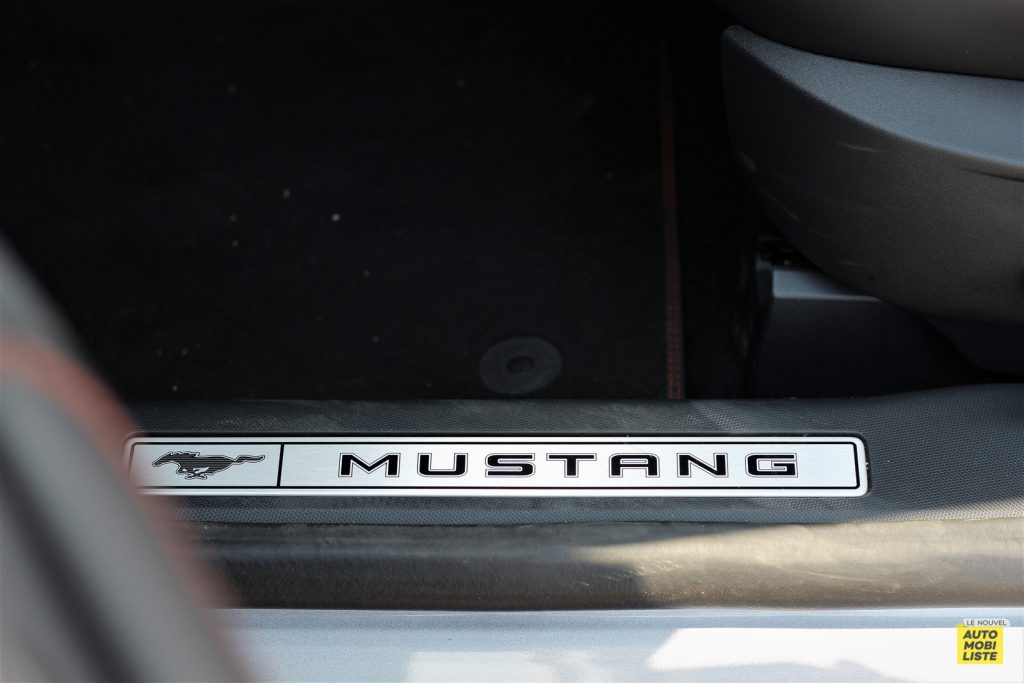Essai Ford Mustang Mach E LNA 70