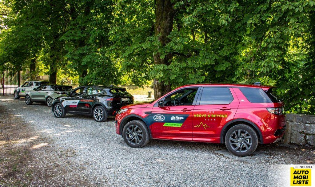 Essai Gamme Jaguar Land Rover La Plagne LeNouvelAutomobiliste 14