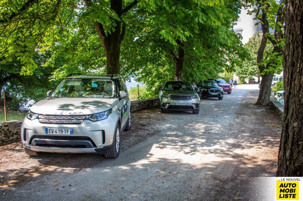 Essai Gamme Jaguar Land Rover La Plagne LeNouvelAutomobiliste 15