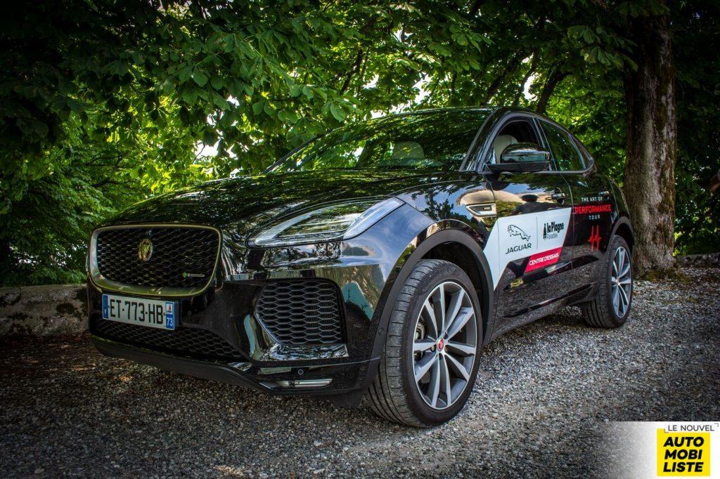 Essai Gamme Jaguar Land Rover La Plagne LeNouvelAutomobiliste 16