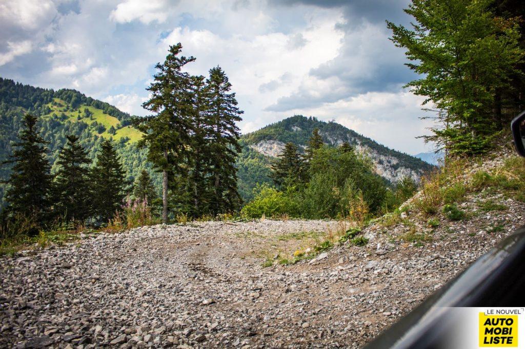 Essai Gamme Jaguar Land Rover La Plagne LeNouvelAutomobiliste 19
