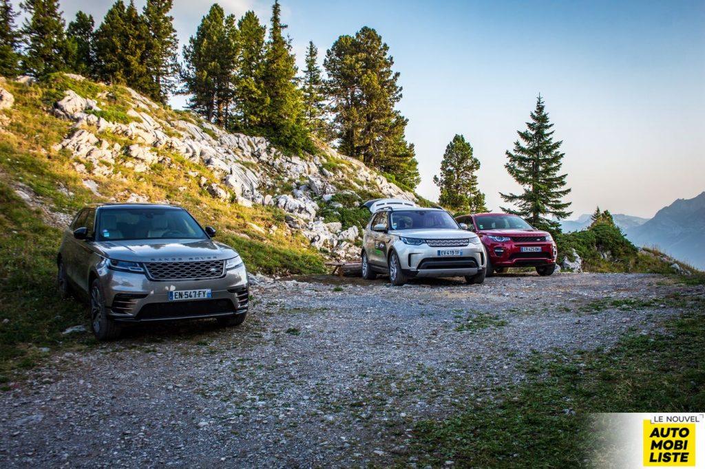 Essai Gamme Jaguar Land Rover La Plagne LeNouvelAutomobiliste 51