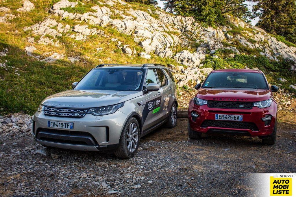 Essai Gamme Jaguar Land Rover La Plagne LeNouvelAutomobiliste 57