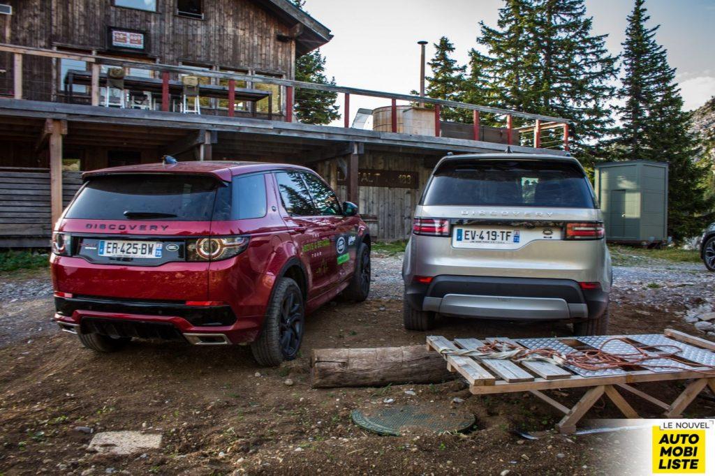 Essai Gamme Jaguar Land Rover La Plagne LeNouvelAutomobiliste 60