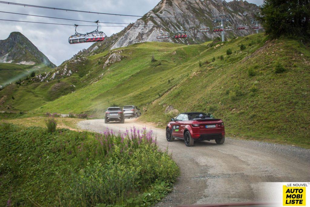 Essai Gamme Jaguar Land Rover La Plagne LeNouvelAutomobiliste 75