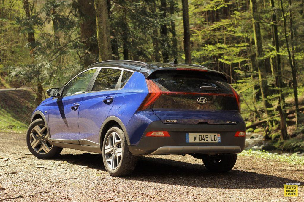 Essai Hyundai Bayon Le Nouvel Automobiliste 10