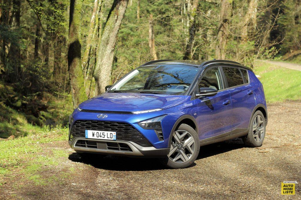 Essai Hyundai Bayon Le Nouvel Automobiliste 11