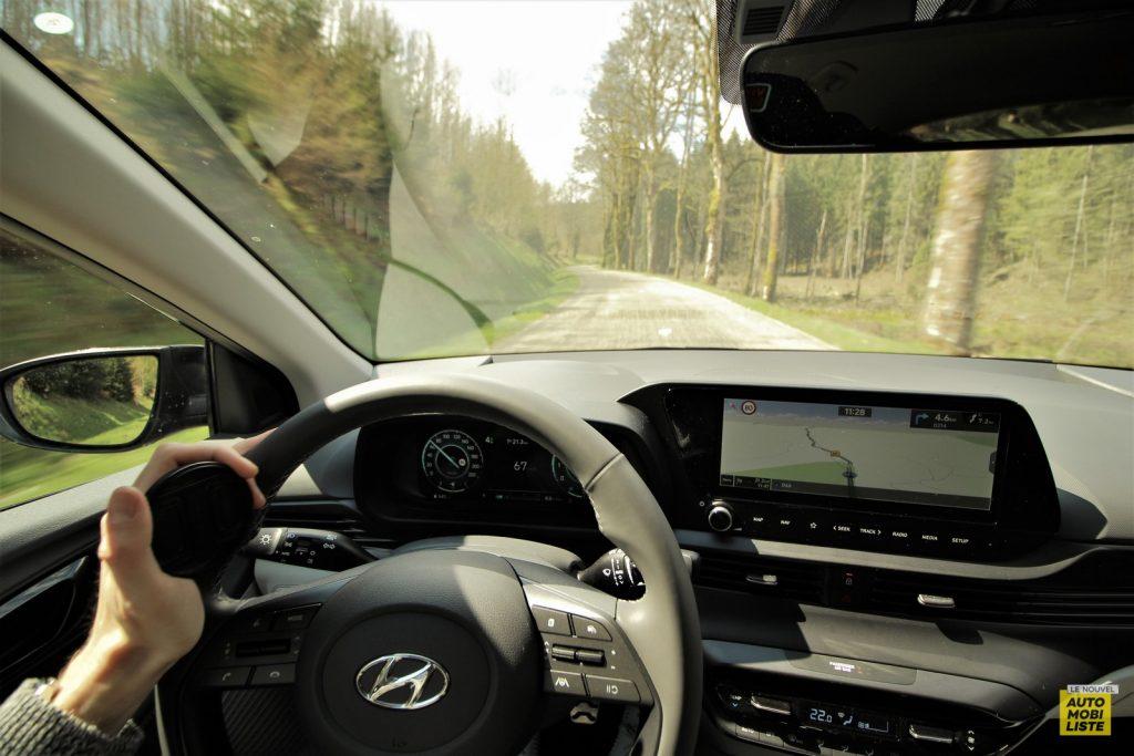 Essai Hyundai Bayon Le Nouvel Automobiliste 12