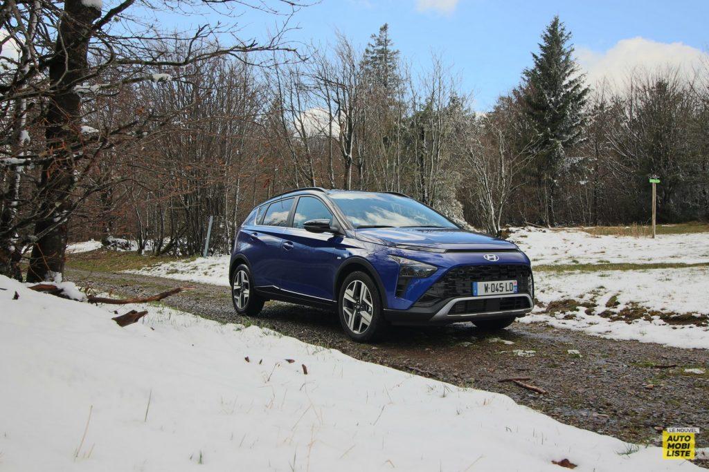 Essai Hyundai Bayon Le Nouvel Automobiliste 14