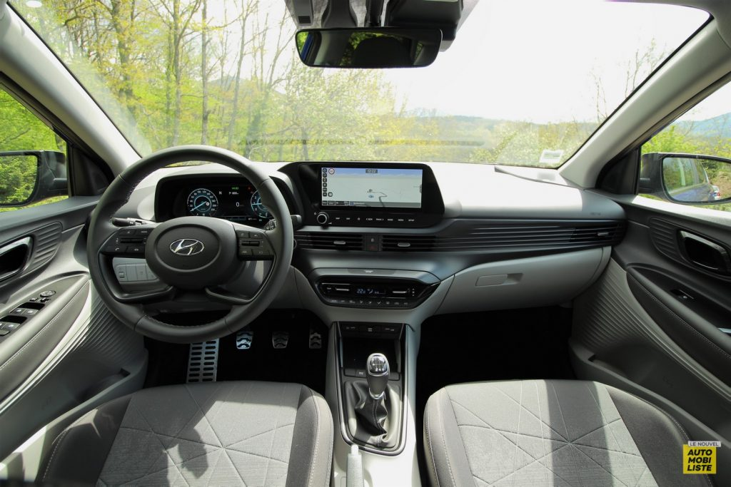 Essai Hyundai Bayon Le Nouvel Automobiliste 23