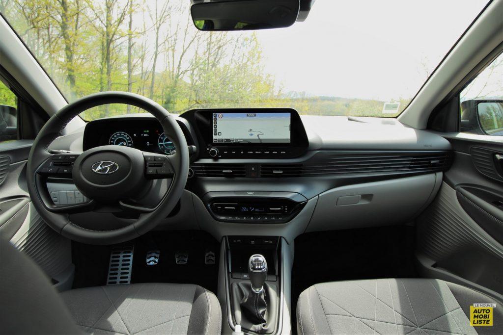 Essai Hyundai Bayon Le Nouvel Automobiliste 24