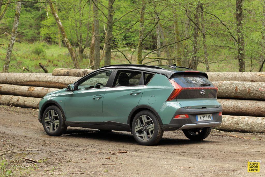 Essai Hyundai Bayon Le Nouvel Automobiliste 46