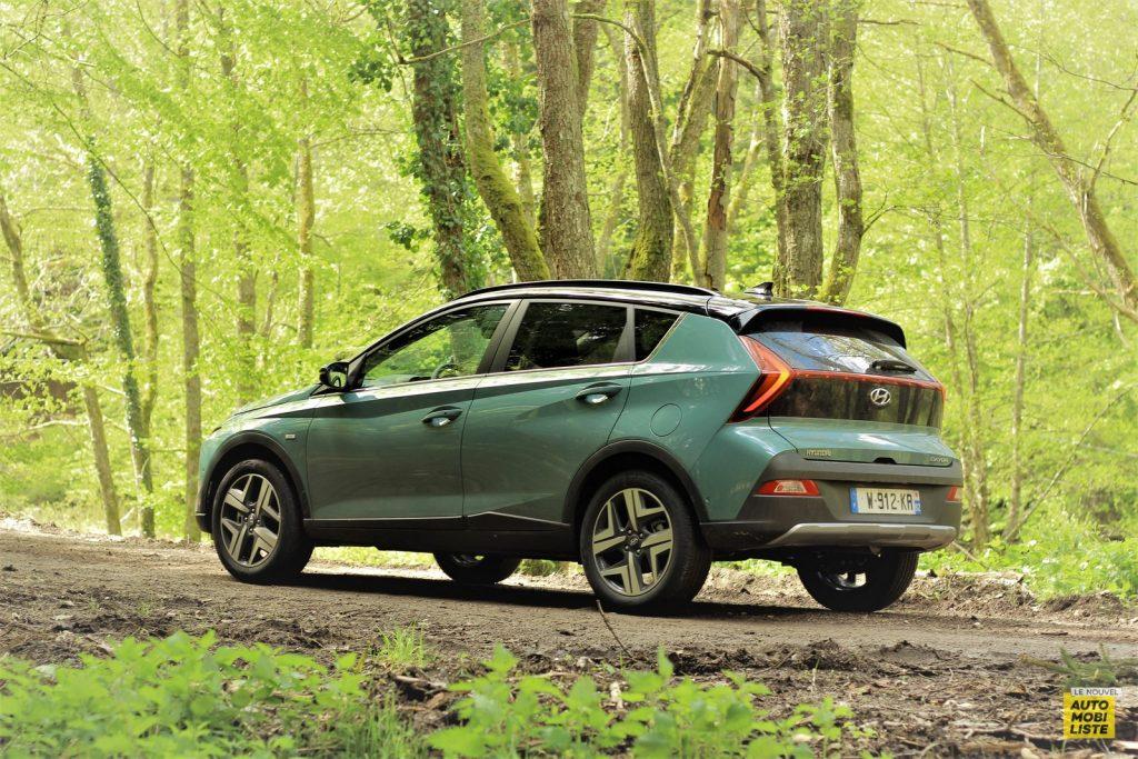 Essai Hyundai Bayon Le Nouvel Automobiliste 47