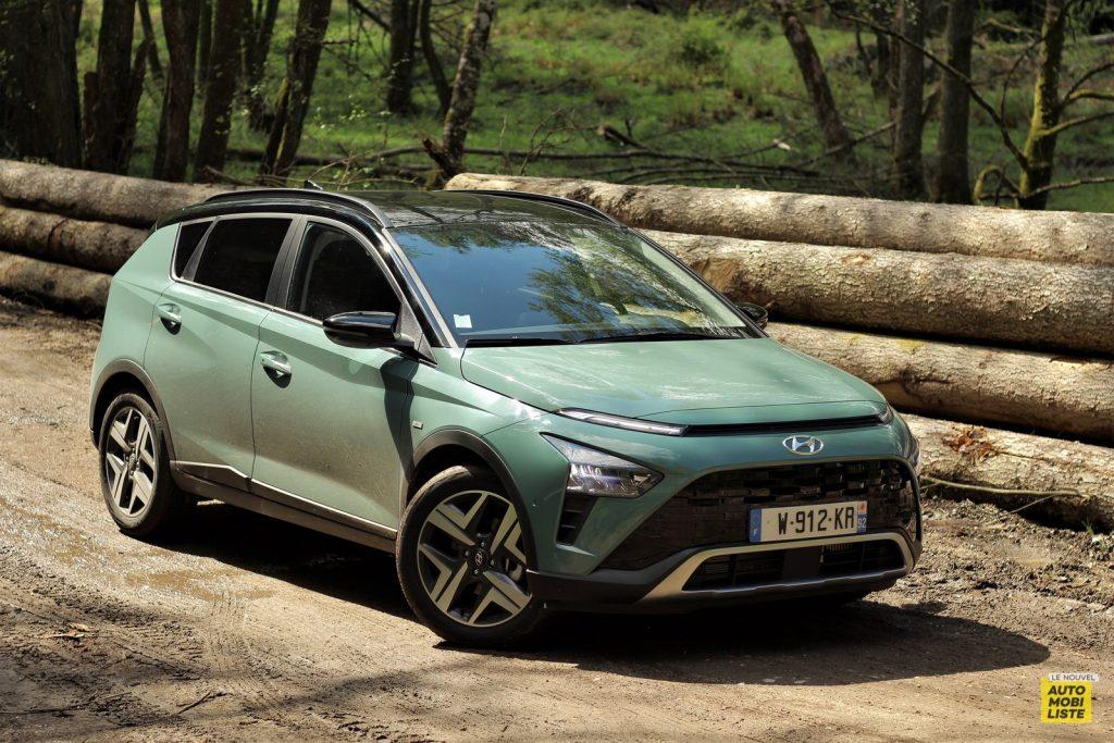 Essai Hyundai Bayon Le Nouvel Automobiliste 52