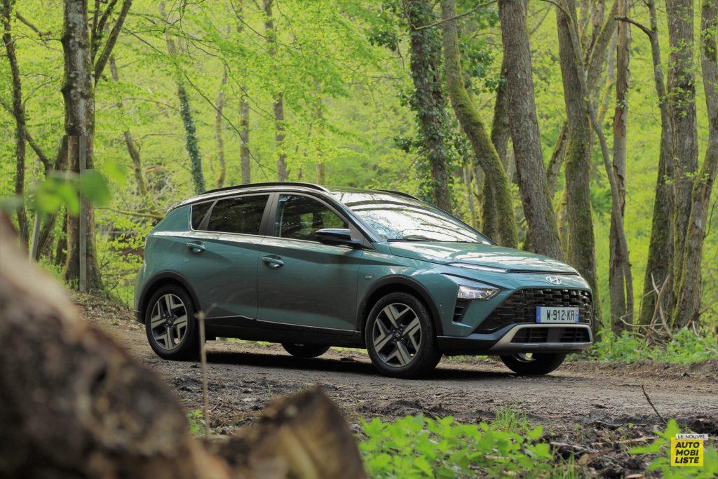 Essai Hyundai Bayon Le Nouvel Automobiliste 54