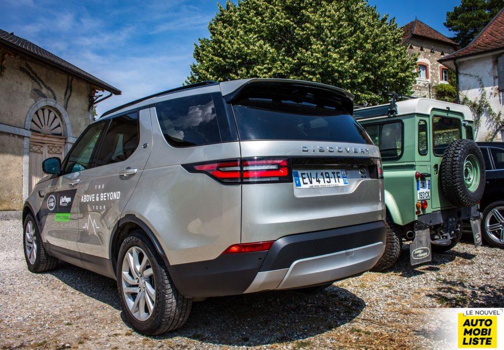 Essai Land Rover Discovery La Plagne LeNouvelAutomobiliste 08