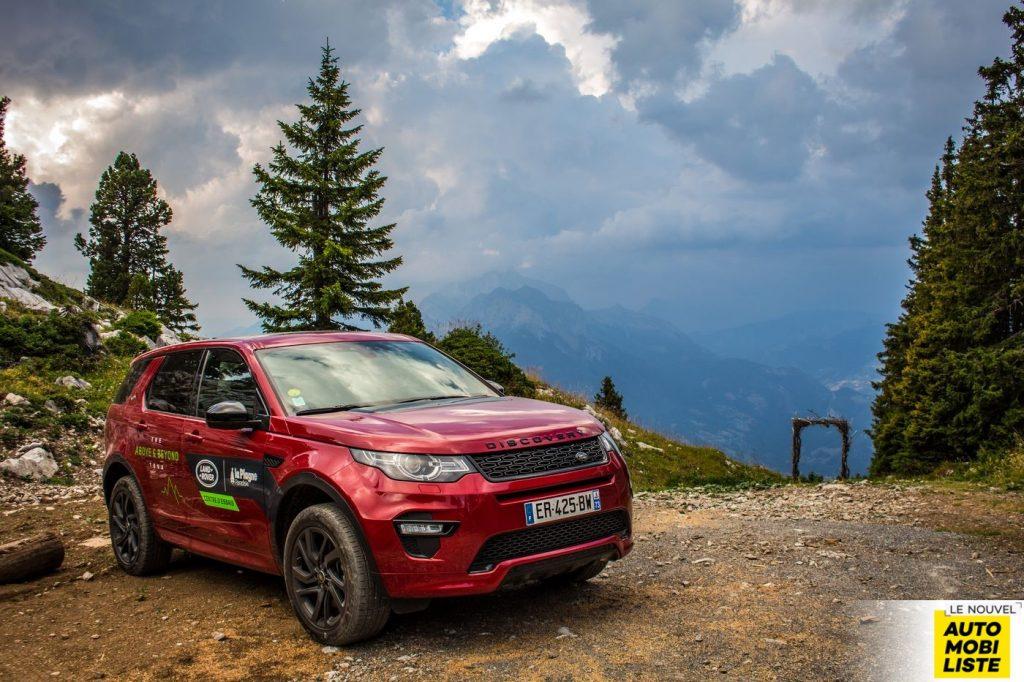 Essai Land Rover Discovery Sport La Plagne LeNouvelAutomobiliste 04