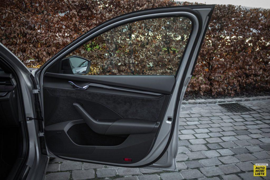 Essai Skoda Octavia RS LeNouvelAutomobiliste 101