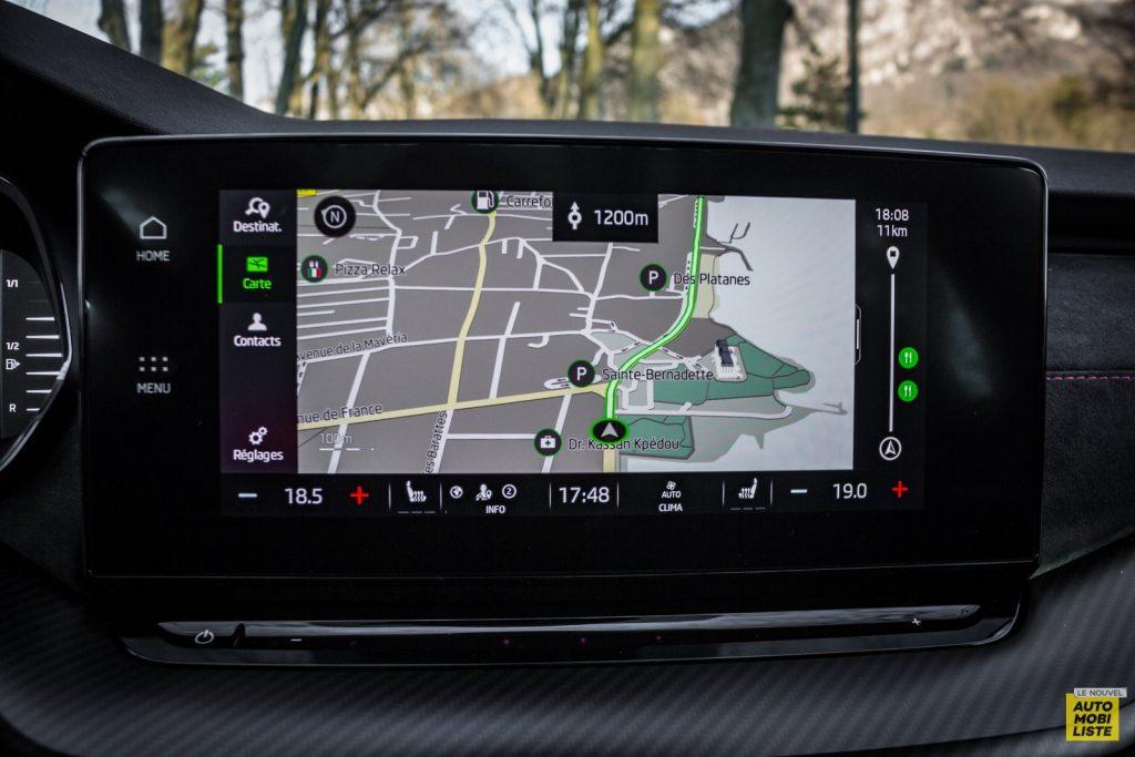 Essai Skoda Octavia RS LeNouvelAutomobiliste 85