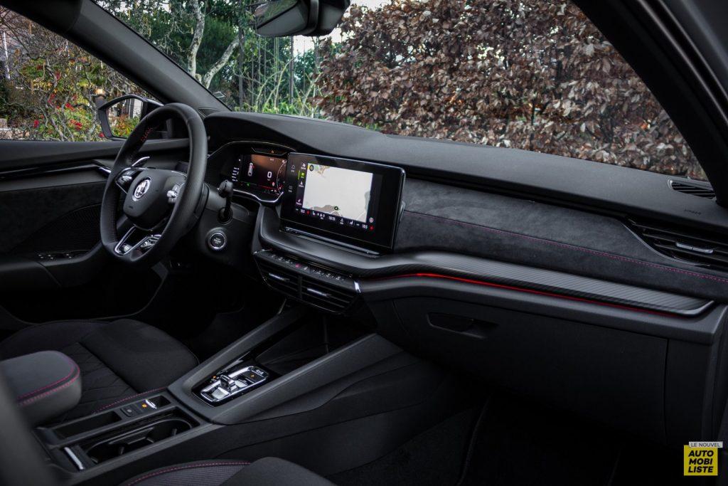 Essai Skoda Octavia RS LeNouvelAutomobiliste 99